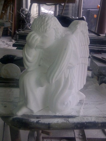 Warrior Angel is nearly completed.
