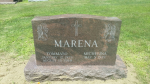 Marena Monument Installed 7.24.15